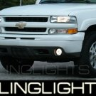 2000-2009 CHEVY TAHOE / SUBURBAN XENON FOG LIGHTS LAMPS