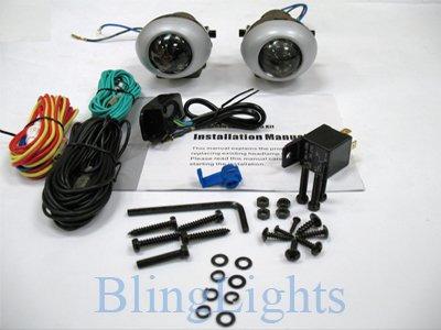 2004-2008 Chrysler Crossfire Xenon Fog Lamps lights 07