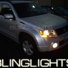 2000-2009 SUZUKI GRAND VITARA XENON FOG LAMPS 07 lights