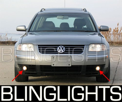 2001-2005 VW Passat Hella Fog Lamps lights 02 03 04 05