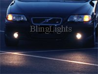2002-2004 VOLVO V70 LED FOG LAMPS wagon lights R 2003