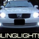 2004-2006 Nissan Sentra Fog Lamps Kit lights 04 05 06