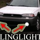 1995-1999 Subaru  Legacy Outback Wagon Xenon Fog Lamps