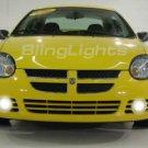 2000-2005 Dodge Neon Halo Fog Lamps lights 02 03 04 hid