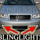 1997-2004 AUDI A6 FOG LIGHTS driving lamps c5 avant 03