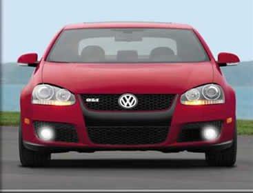 2006-2009 VW Jetta Xenon Fog Lamps led Lights 06 07 08