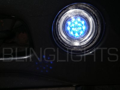 01-08 KIA OPTIMA 9000K LED FOG LAMPS lights 04 05 06 07