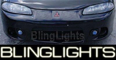 92-99 MITSUBISHI ECLIPSE FOG LAMPS lights spyder RS 98