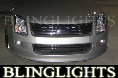 2006-2009 Ford Fusion Hella Fog Lamps Lights 06 07 08