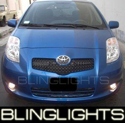 2007-2009 Toyota Yaris Xenon Fog Lamps lights 07 08 s