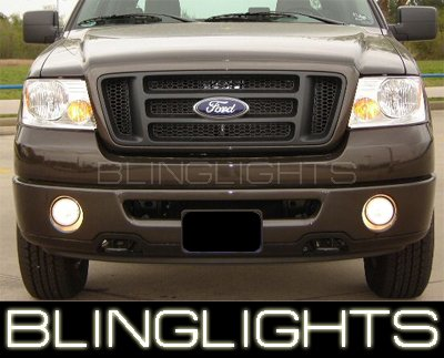 1999-2009 FORD F-150 HALO FOG LAMPS f150 lights 06 07