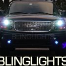 01-08 GMC Yukon 9000K LED Fog Lamps Lights xl 04 05 06