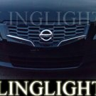 2007-2009 Nissan Altima Coupe Halo Fog lights lamps 08