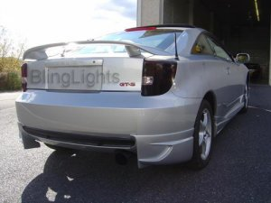 2000-2005 TOYOTA CELICA TAILLIGHTS TINT TAIL LIGHTS TAILLAMPS LAMPS LIGHT LAMP 2001 2002 2003 2004