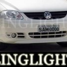 2006-2009 VOLKSWAGEN FOX TAILLIGHTS LAMPS TINT urban 2007 2008
