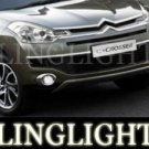 2007-2008 CITROEN C-CROSSER TAILLIGHTS LAMPS TINT