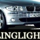 2004-2009 BMW 1 SERIES TAILLIGHTS TINT es se m sport 2005 2006 2007 2008