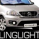 2002-2009 CITROEN C3 TAILLIGHTS TINT 1.4 sx 2003 2004 2005 2006 2007 2008