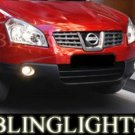 2007-2009 NISSAN DUALIS TAILLIGHTS LAMPS TINT st ti 2008