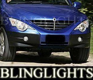 2006-2009 SSANGYONG ACTYON TAILLIGHT TINT a230 200xdi sport 2007 2008