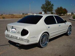 2000 2001 2002 2003 Nissan Maxima Tail Lights Taillights