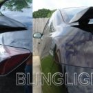 2009 HONDA CIVIC COUPE TAILLIGHT TINT TAILLAMP TAIL LIGHT LIGHTS LAMP LAMPS TAILLAMPS TAILLIGHTS