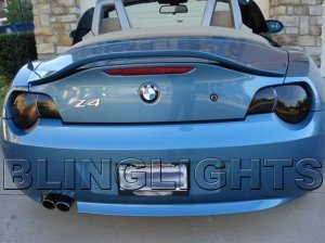 2002 2008 Bmw Z4 E85 Taillight Tint Taillamp Taillights Taillamps 2003 2004 2005 2006 2007