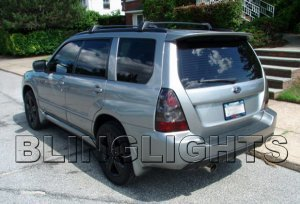 1997 2010 Subaru Forester Taillight Tint Taillamp