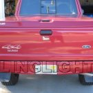 Ford Ranger Taillights Tint Taillamps Smoke tail lights lamps