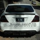 2007 2008 2009 Mercedes-Benz CLK63 AMG Taillights Tint Taillamps Smoke tail lights lamps clk 63