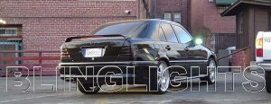 1994 1995 1996 1997 Mercedes-Benz C220 Taillights Tint Taillamps Smoke Tail Lights Lamps C 220