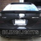 2002 Mercedes C230K Kompressor Sports Coupe Taillights Tint Taillamps Tail Lights Lamps w203 C 230K