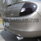 2000 2001 2002 Dodge Neon Taillights Tint Taillamps Smoke Tail Lights Lamps highline es se acr