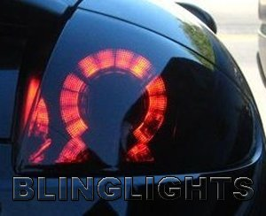 2006 2007 2008 Mitsubishi Eclipse Taillights Smoke Taillamps Tint Tail Lights Lamps
