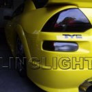 2000 2001 2002 Mitsubishi Eclipse Taillights Smoke Taillamps Tint Tint Tail Lights Lamps