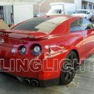 2009 2010 2011 Nissan GT-R Taillamps Tint Taillights Film Tail Lamps Lights Smoked GTR GT R