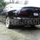 2002 2003 2004 2005 2006 Infiniti Q45 Taillamps Tint Taillights Film Tail Lamps Lights Smoked