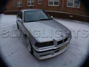 1995 1996 1997 1998 1999 BMW E36 M3 Headlamps Tint Headlights Film Head Lamps Lights Smoked