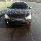 2002 2003 2004 2005 2006 Infiniti Q45 Xenon Fog Lamps Driving Lights Kit
