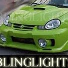Dodge Neon Junbug Evolution 5 Body Kit Bumper Fog Lamps Driving Lights Kit H1 Hyper X