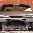 1995 1996 1997 1998 Nissan 240SX Xenon JDM Body Kit Fog Lights Driving Lamps