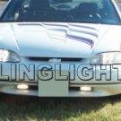 1995 1996 1997 1998 1999 Chevy Monte Carlo Z34 Xenon Fog Lights Driving Lamps Kit Chevrolet Z 34