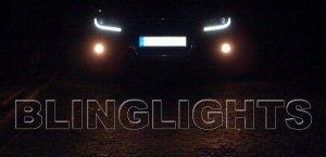 2007 2008 2009 2010 Audi A5 Xenon Fog Lights Driving Lamps Kit