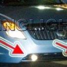 2010 2011 Mercury Milan Xenon Fog Lights Driving Lamps Kit