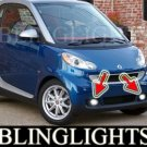 2006-2009 Smart fortwo xenon fog lights driving lamps kit pure passion coupe cabriolet 2007 2008