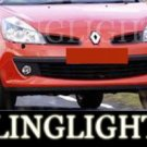 1998-2009 RENAULT CLIO FOG LIGHTS campus 1999 2000 2001 2002 2003 2004 2005 2006 2007 2008