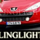2006-2009 PEUGEOT 207 TAILLIGHTS LAMPS Smoke xr 3dr 5dr 2007 2008