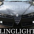 2005-2009 ALFA ROMEO BRERA TAILLIGHTS SMOKE qtronic coupe 2006 2007 2008