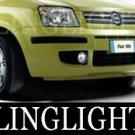 1992-2009 FIAT PANDA TAILLIGHTS SMOKE Skydome HATCHBACK 2000 2001 2002 2003 2004 2005 2006 2007 2008