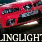 2002-2009 SEAT IBIZA TAILLIGHTS SMOKE reference stylance 2003 2004 2005 2006 2007 2008